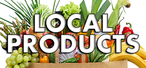 Locally Sourced & Produced